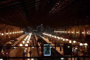 Gare du Nord, ©HTO3, Flickr