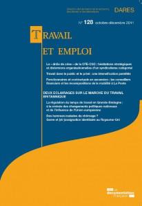 Travail & Emploi, n° 128, 2011.